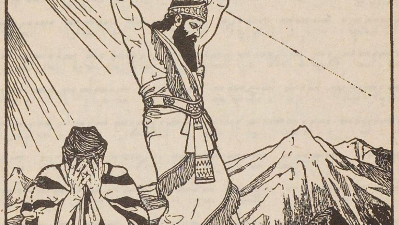 על גיבור יציאת מצרים, משה (הרהורים בערב פסח)